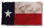 texas flag sketch